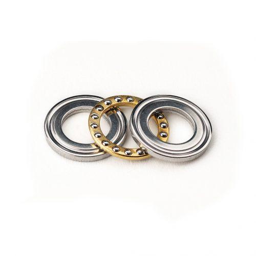 Klassisches Axiallager 600512 Rostfreier Stahl